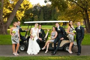 Scarboro Golf And Country Club Wedding Toronto