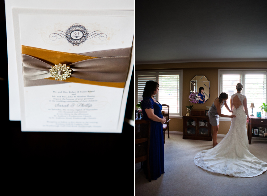 Sarah And Phil Scarboro Golf And Country Club Toronto Wedding